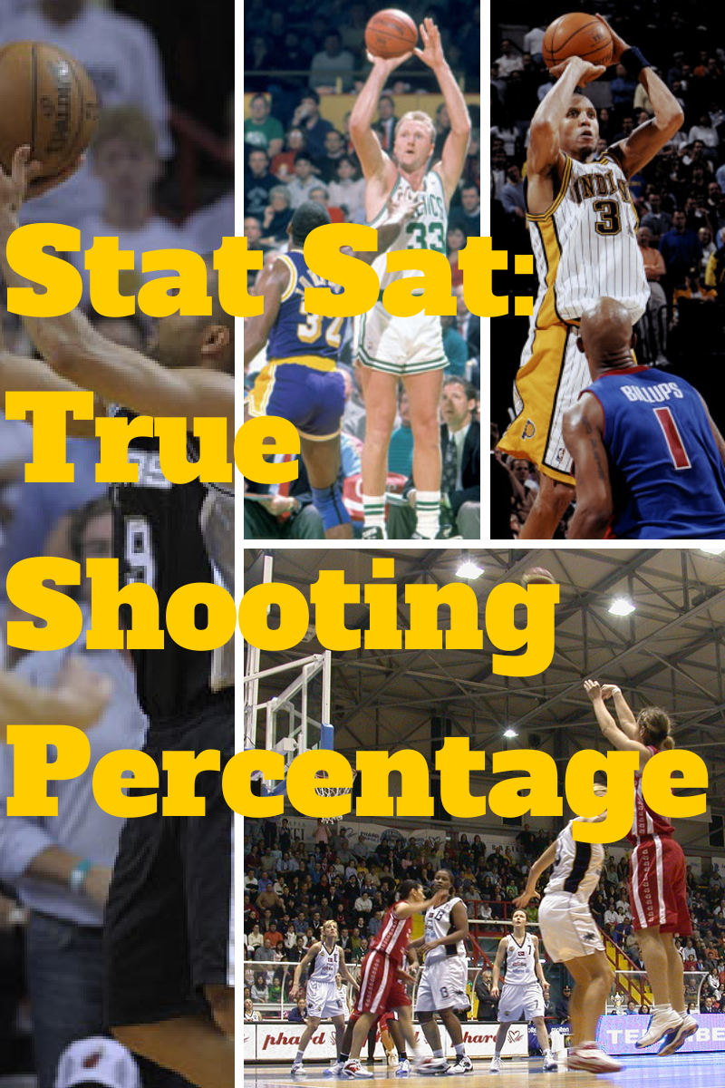Stat Sat True Shooting Percentage